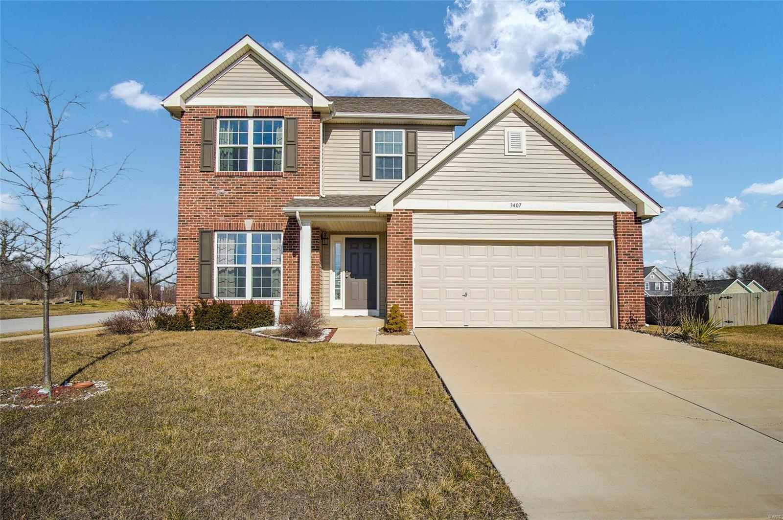 3407 Oak Drive Property Photo - Wood River, IL real estate listing
