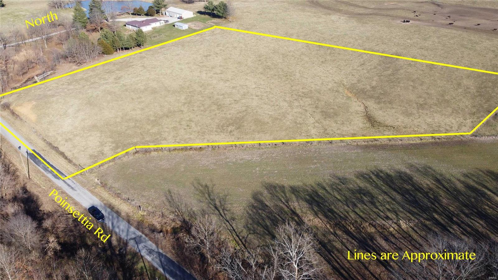 0 000 Poinsettia Road Property Photo - Pinckneyville, IL real estate listing