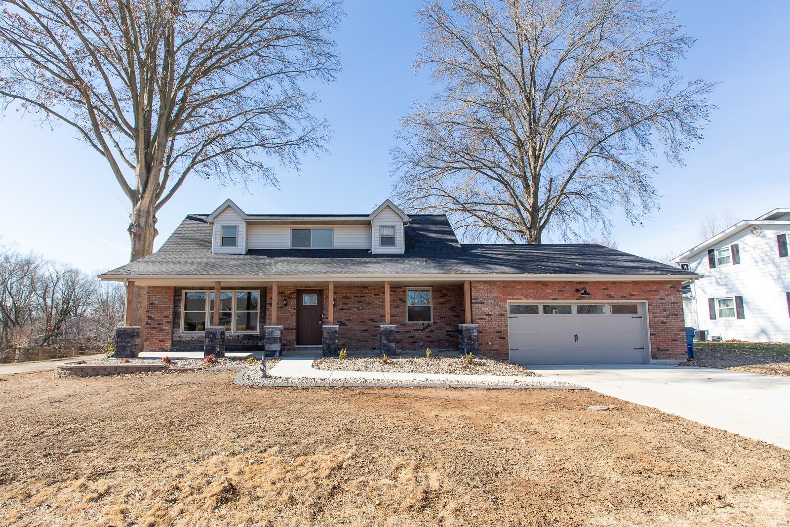 1309 Bridlespur Lane Property Photo - Troy, IL real estate listing