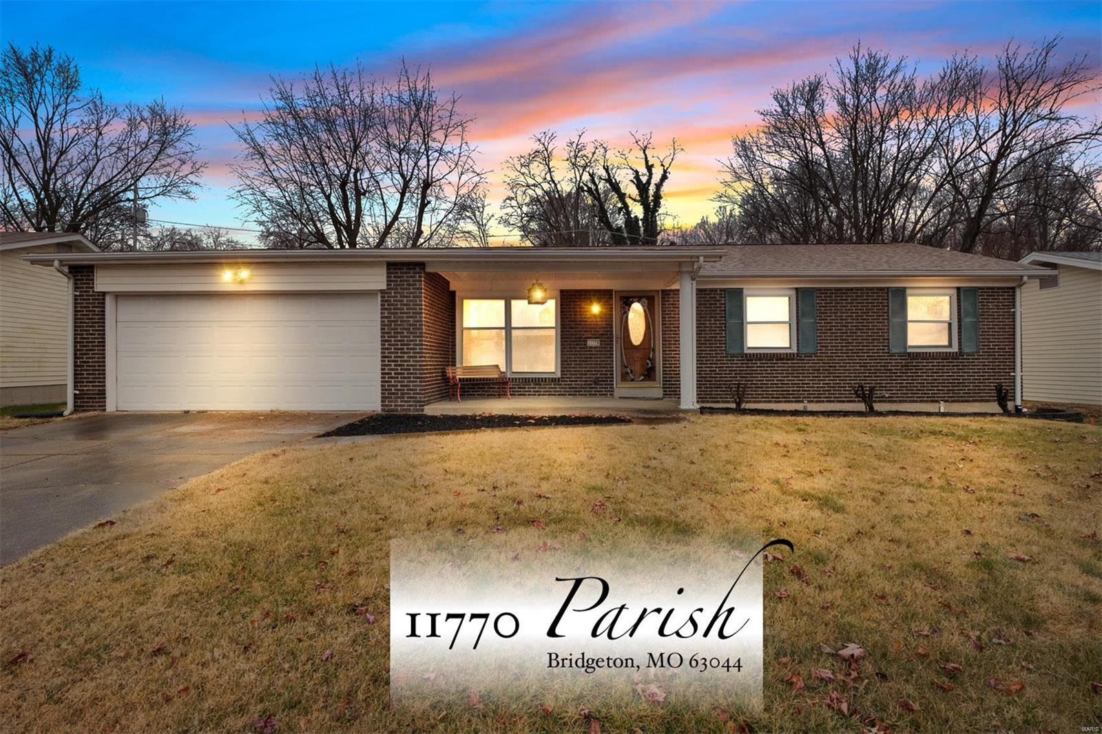 11770 Parish Property Photo - Bridgeton, MO real estate listing