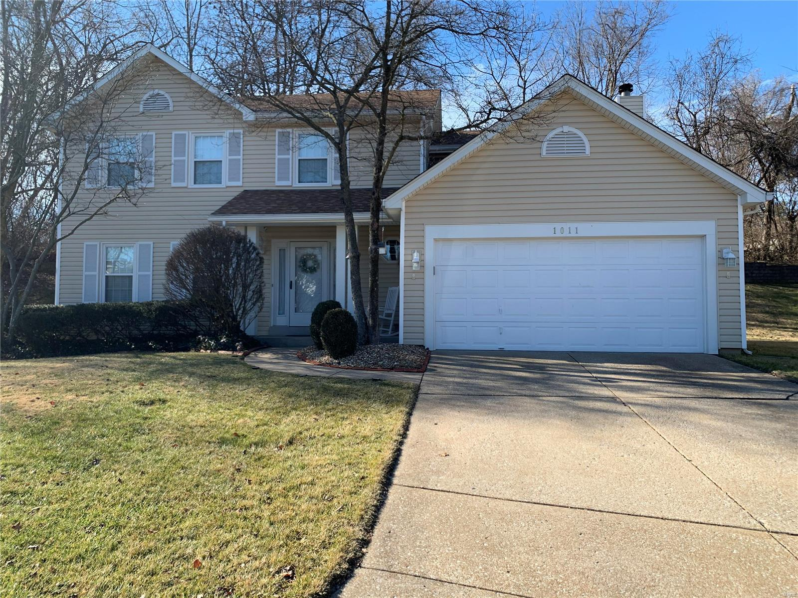1011 Copithorne Place Property Photo - Florissant, MO real estate listing