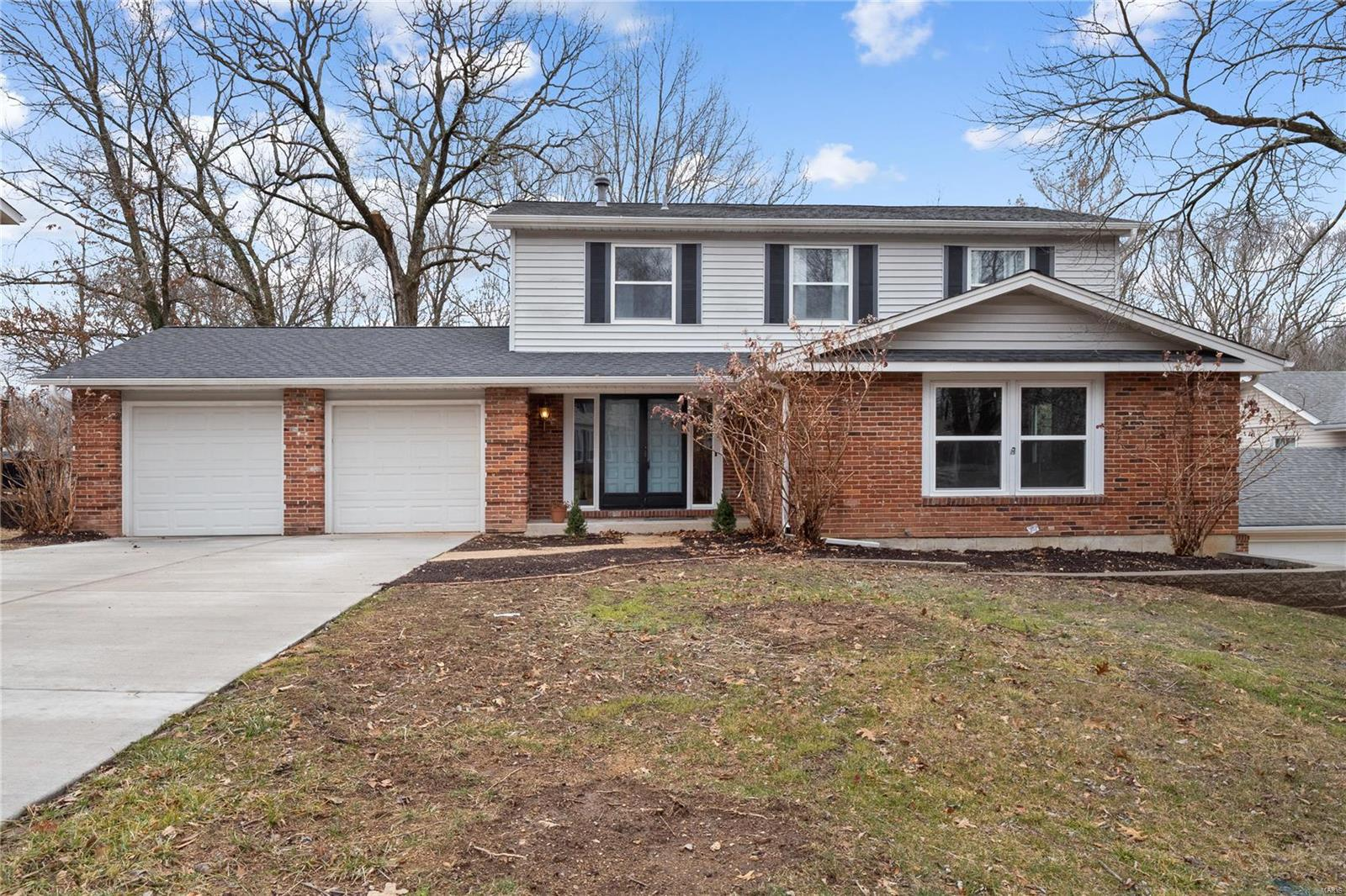1688 Sunnyridge Road Property Photo - Ellisville, MO real estate listing