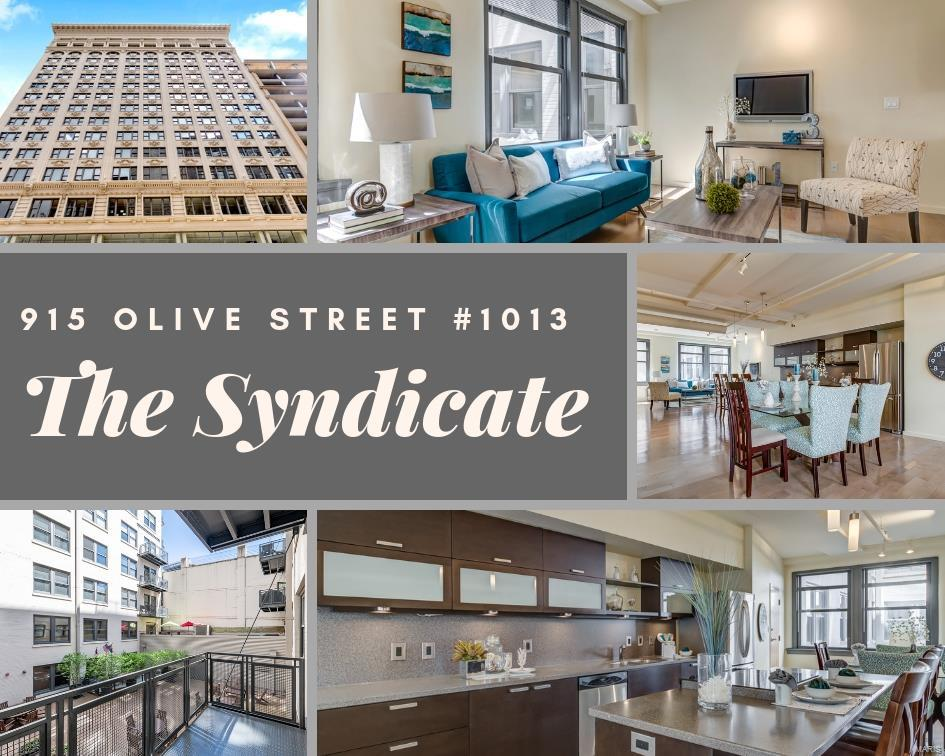 915 Olive Street #1013 Property Photo - St Louis, MO real estate listing
