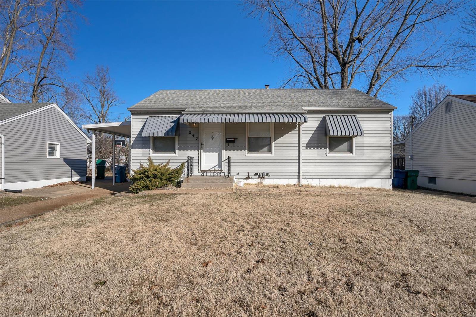 247 Midlothian Property Photo - St Louis, MO real estate listing