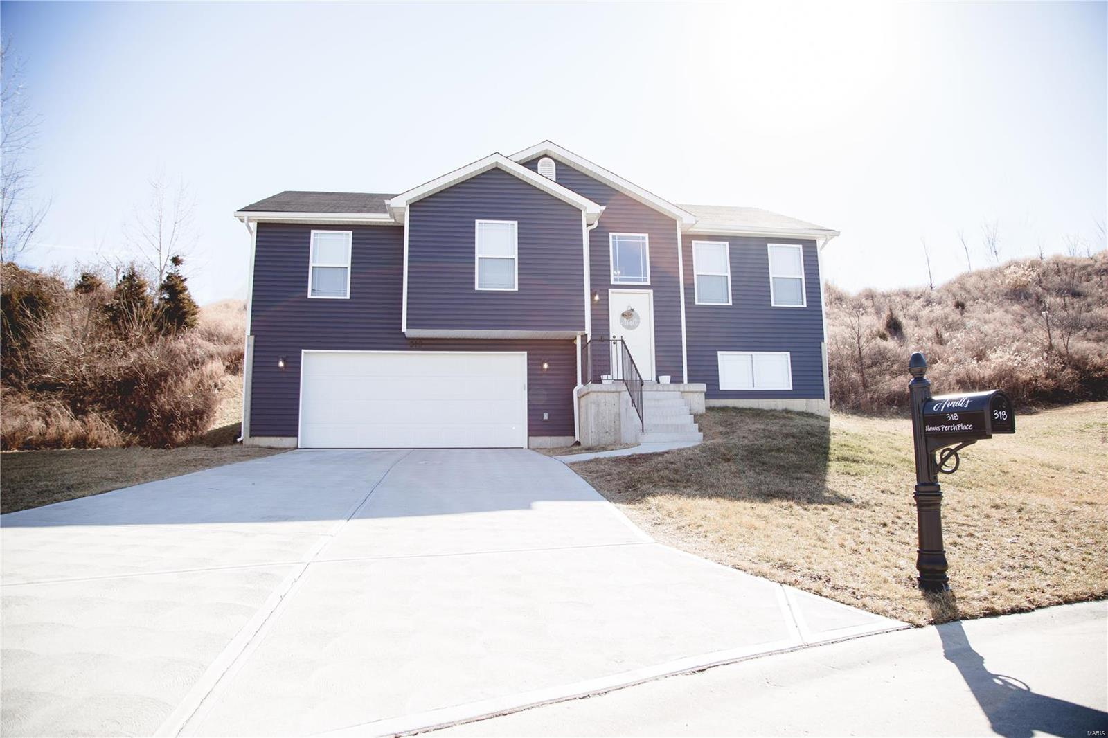 318 Hawks Perch Place Property Photo - Hillsboro, MO real estate listing