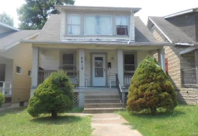 6016 Grimshaw Avenue Property Photo - St Louis, MO real estate listing