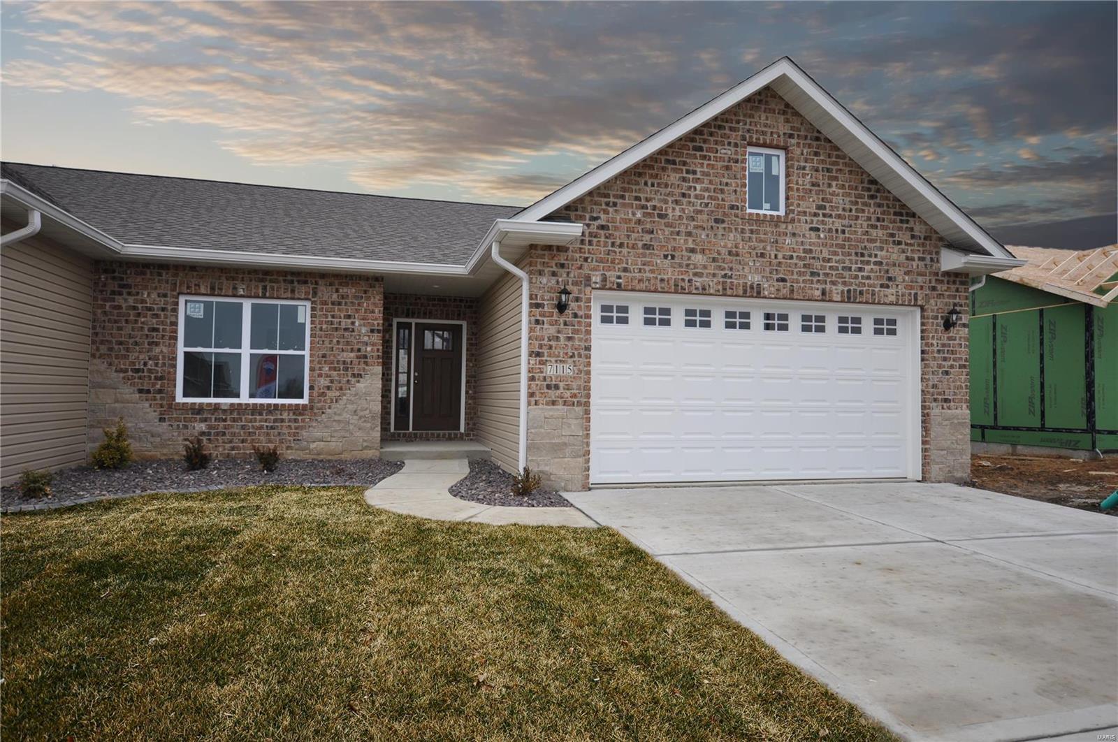 7115 Remington Villa Drive Property Photo - Maryville, IL real estate listing
