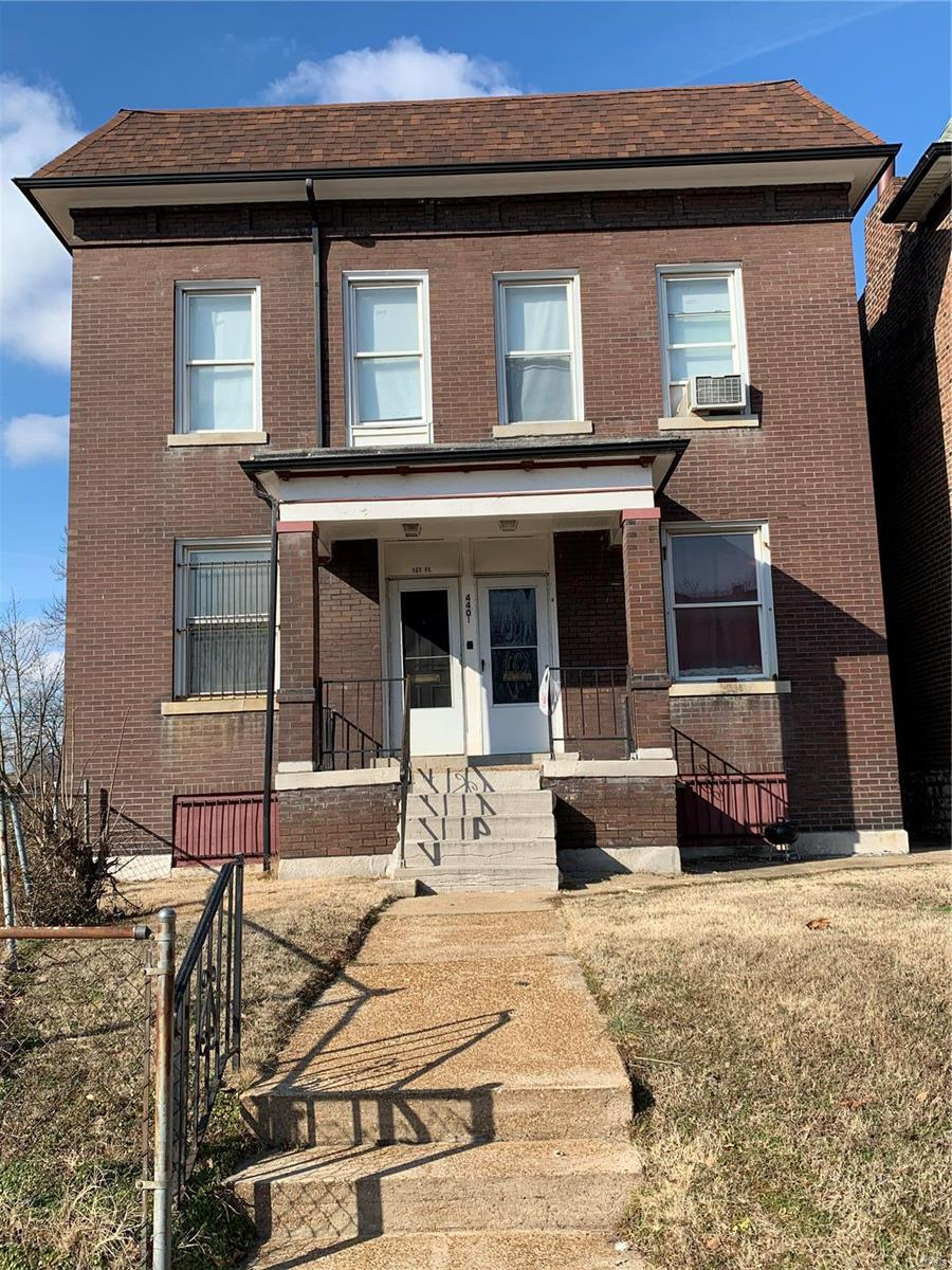 4401 Harris Avenue Property Photo - St Louis, MO real estate listing