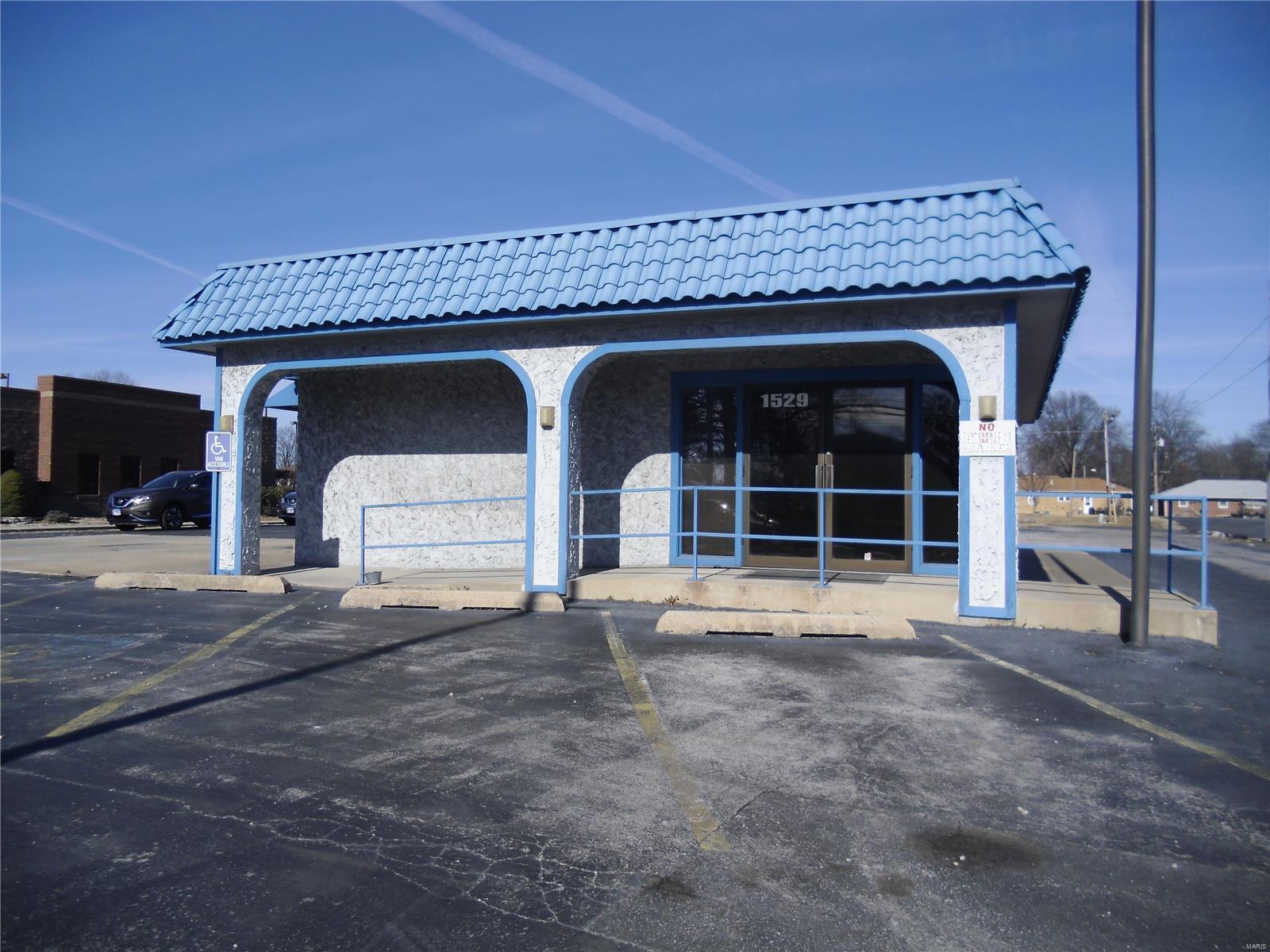 1529 Johnson Road Property Photo - Granite City, IL real estate listing