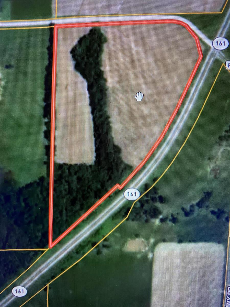 0 Highway 161 Property Photo - New Hartford, MO real estate listing