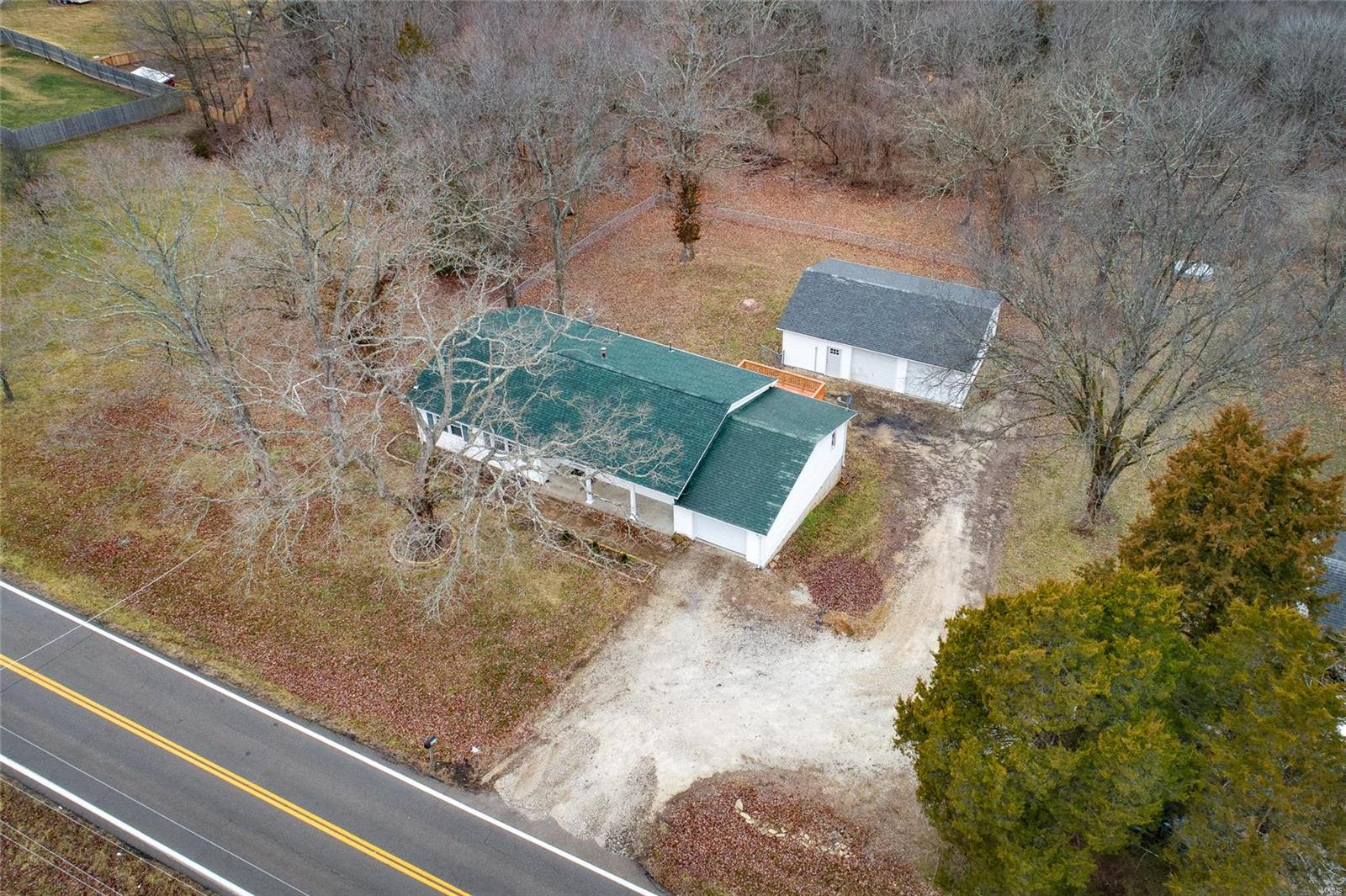 4279 Highway N Property Photo - Robertsville, MO real estate listing