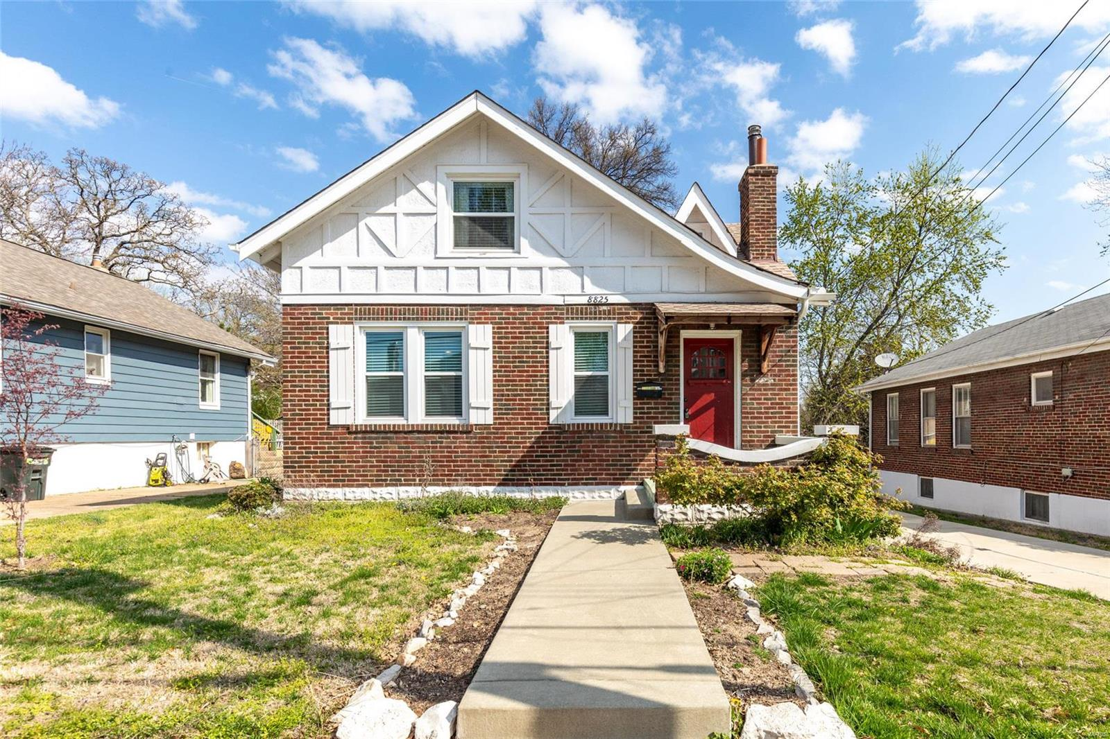 8825 Powell Avenue Property Photo - Brentwood, MO real estate listing