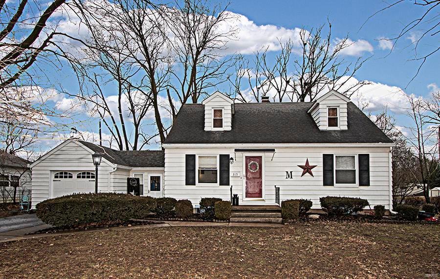 315 E 4th Street Property Photo - Trenton, IL real estate listing