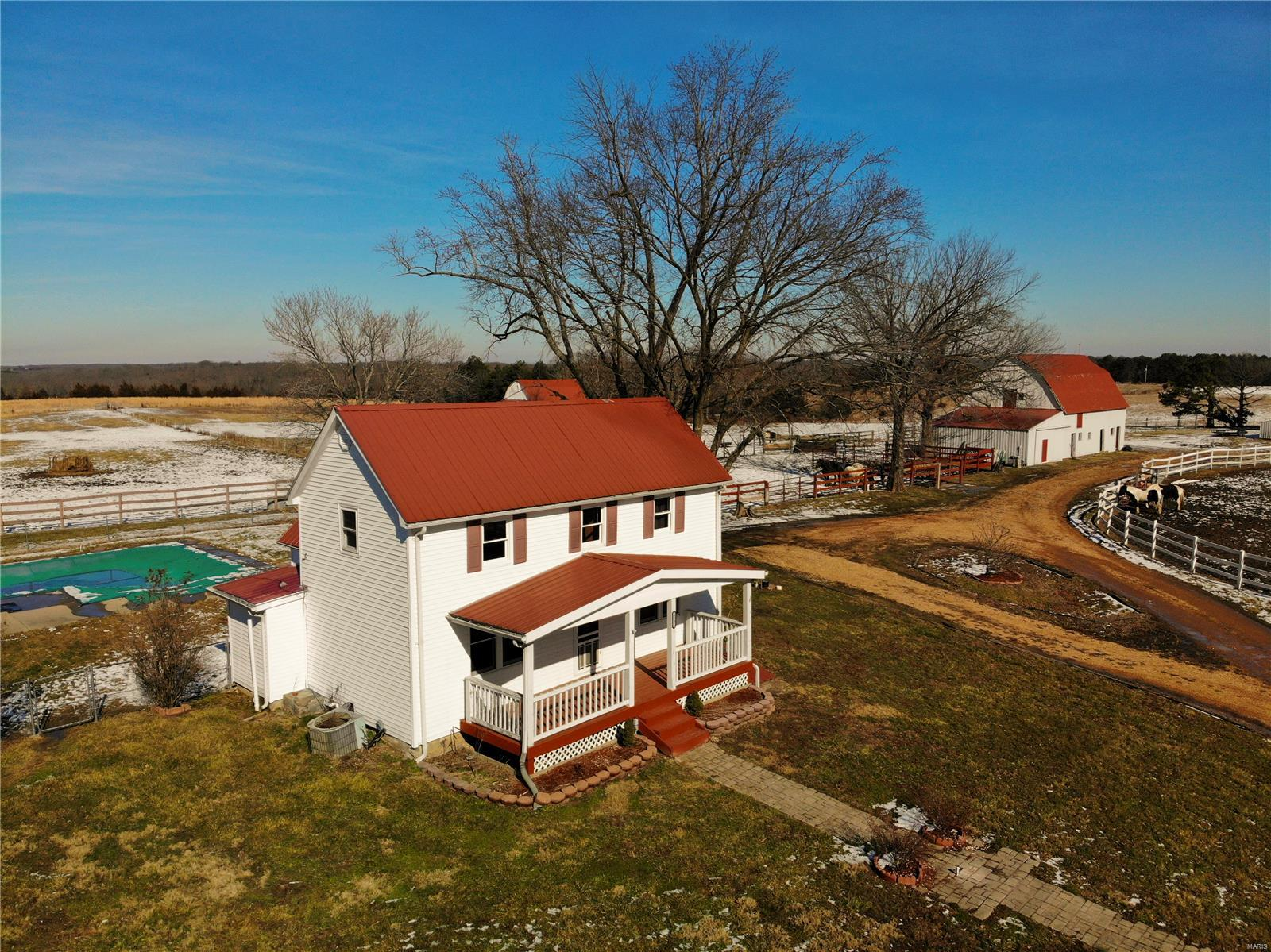 3791 Homeyer Road Property Photo - Owensville, MO real estate listing