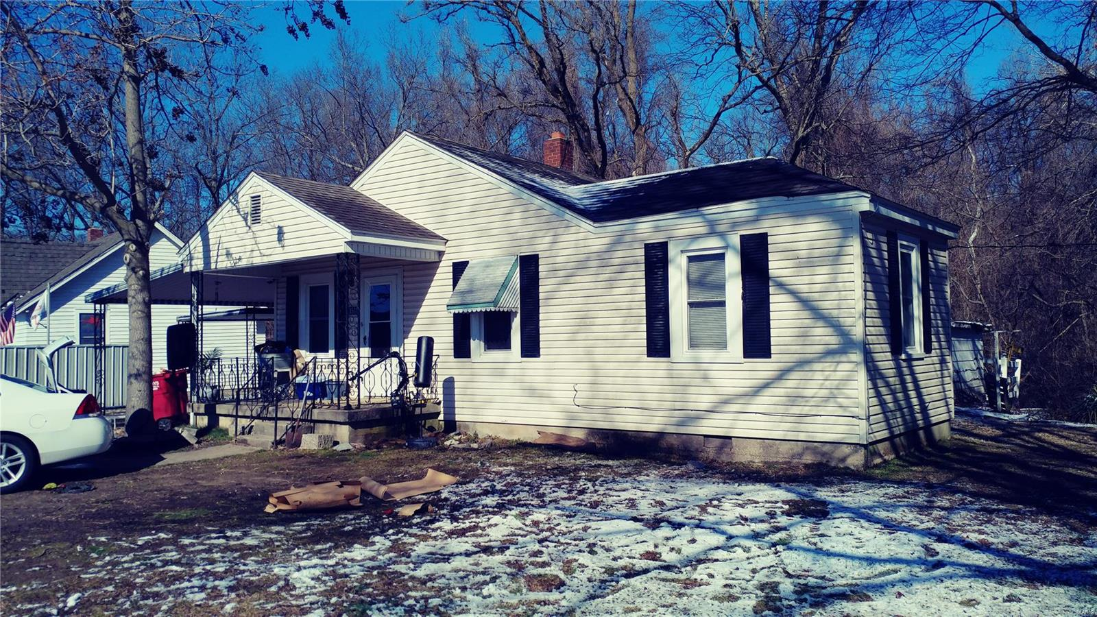 8592 State Highway 77 Property Photo - Oran, MO real estate listing