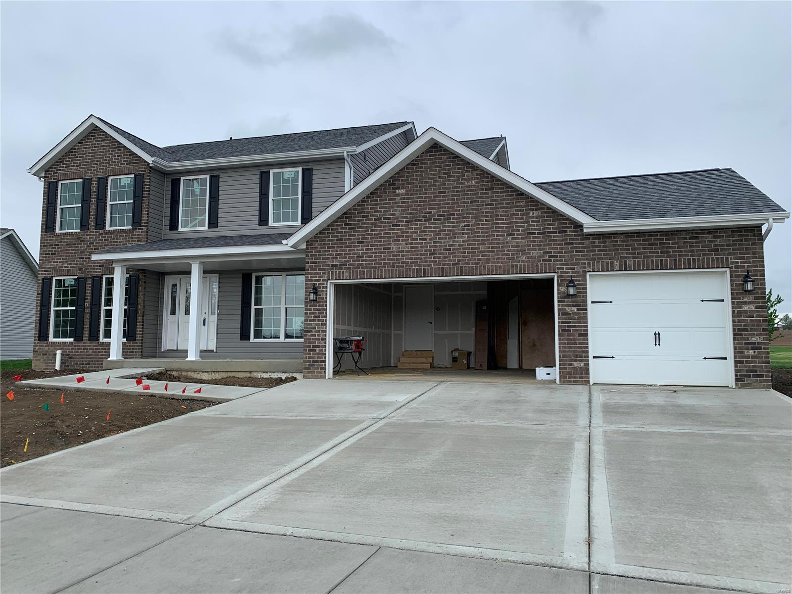 3526 Chippewa Drive Property Photo - Shiloh, IL real estate listing