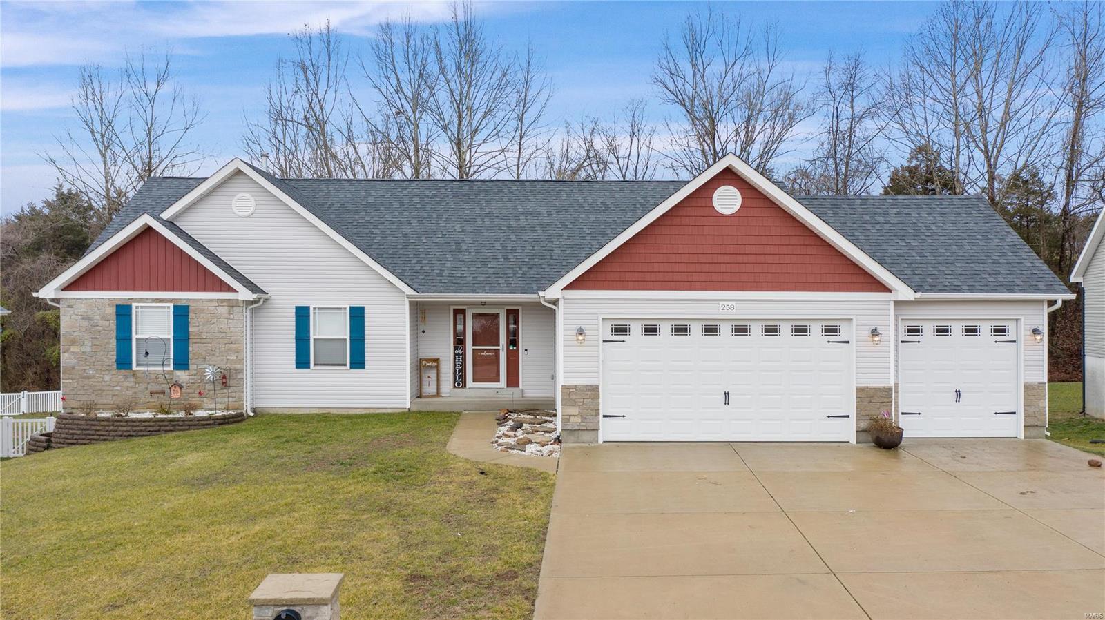 258 Longleaf Pine Drive Property Photo - Festus, MO real estate listing