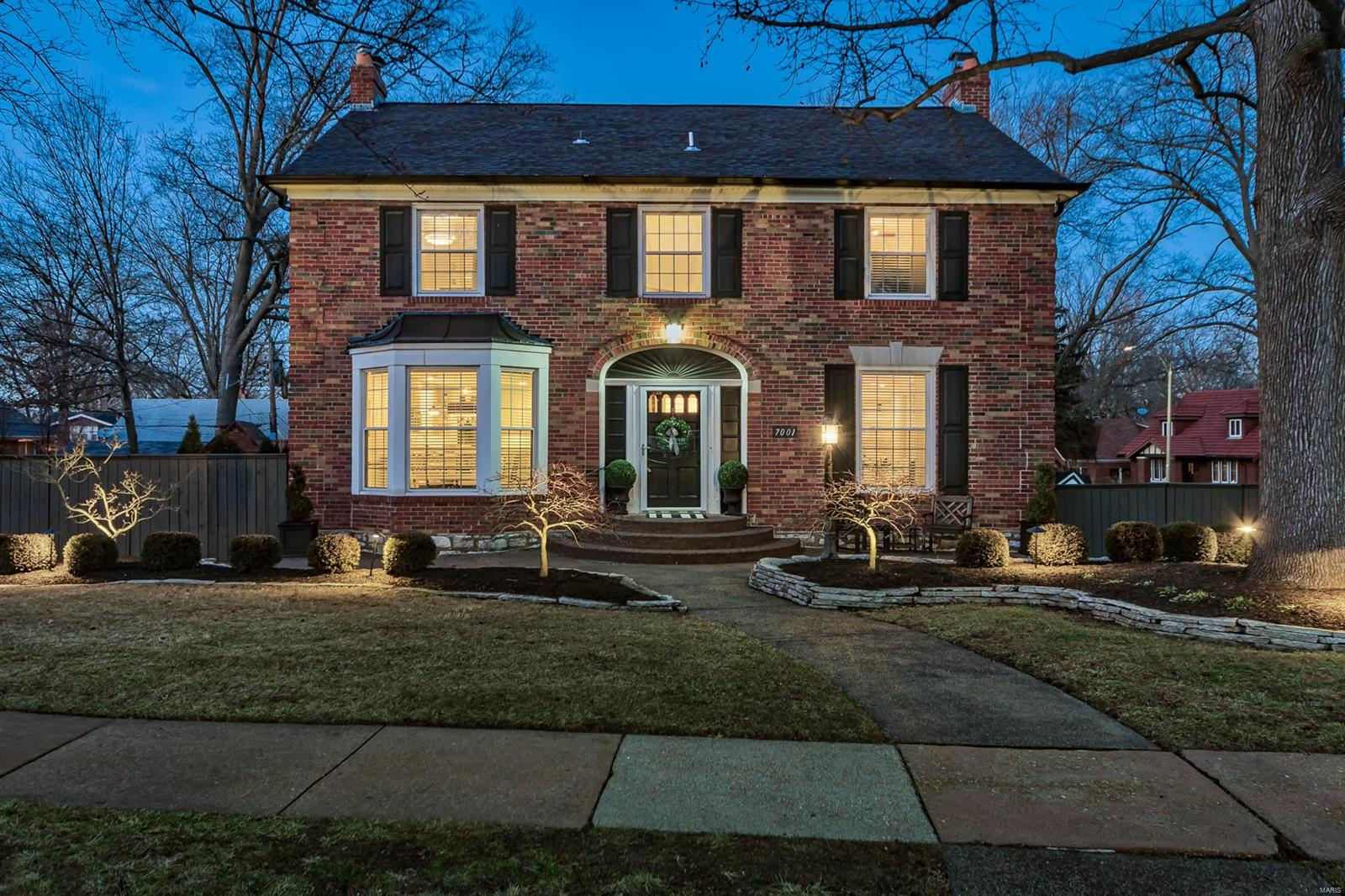 7001 Cornell Avenue Property Photo - St Louis, MO real estate listing