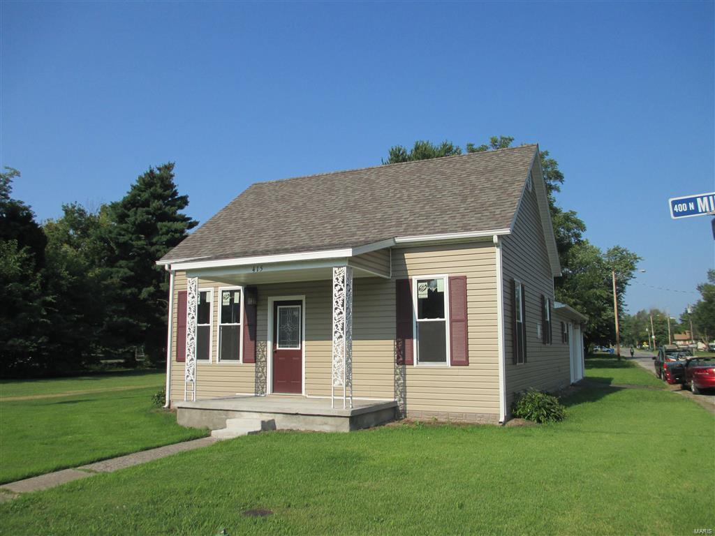 415 N Miller Street Property Photo - Sparta, IL real estate listing