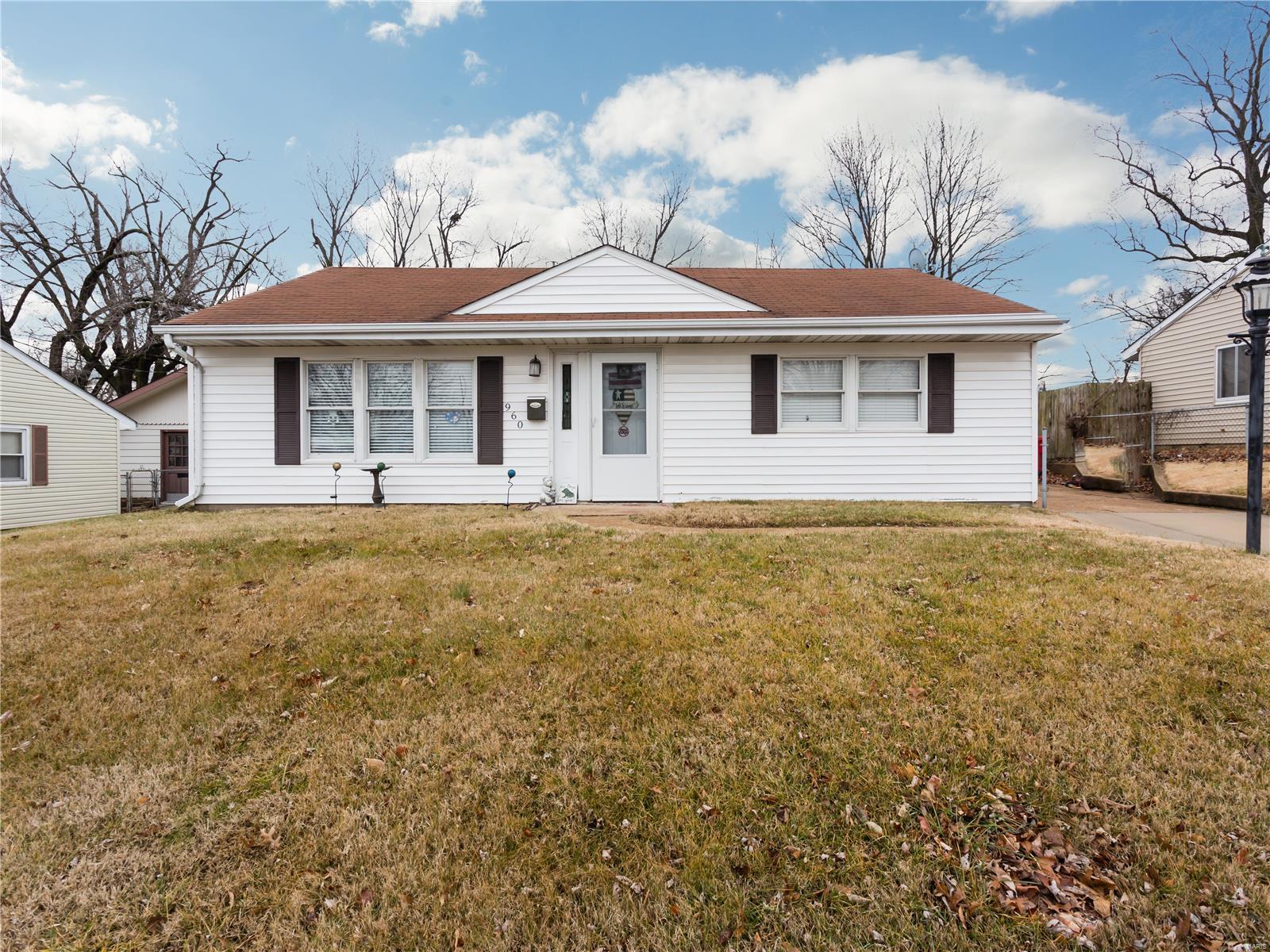 960 Saint Ferdinand Property Photo - Florissant, MO real estate listing