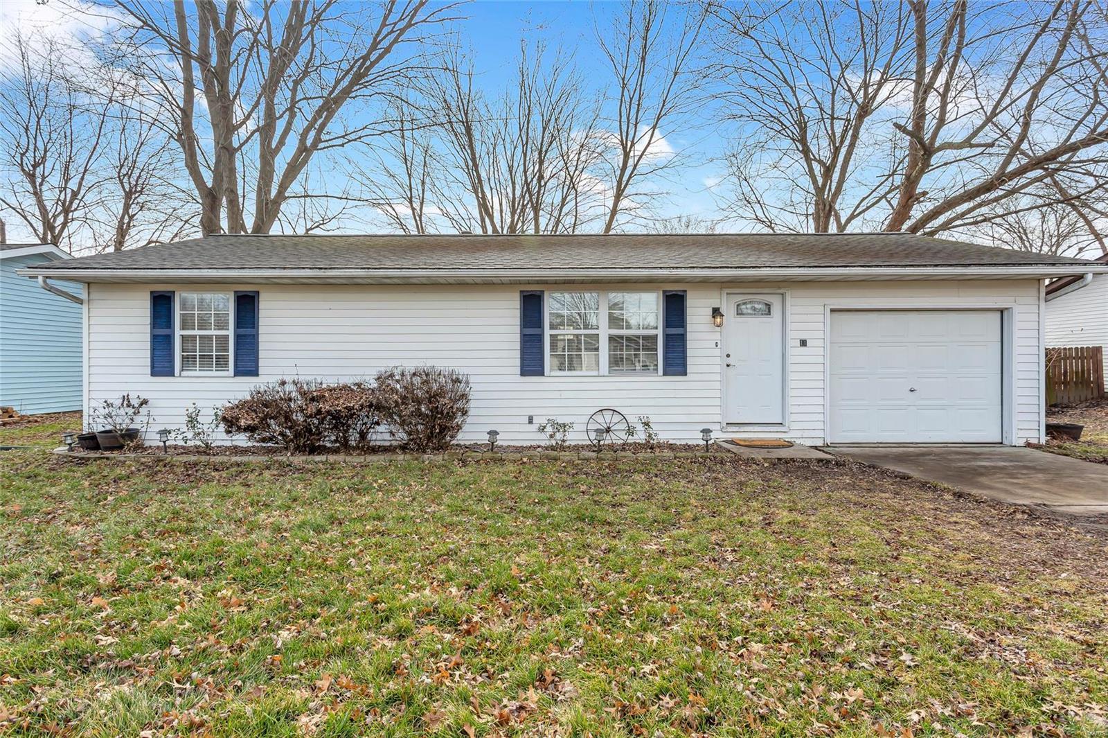 11 Cletus Avenue Property Photo - Smithton, IL real estate listing