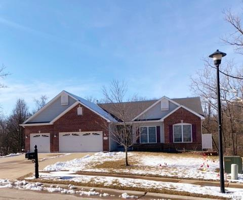 117 Kendl Court Property Photo - Florissant, MO real estate listing