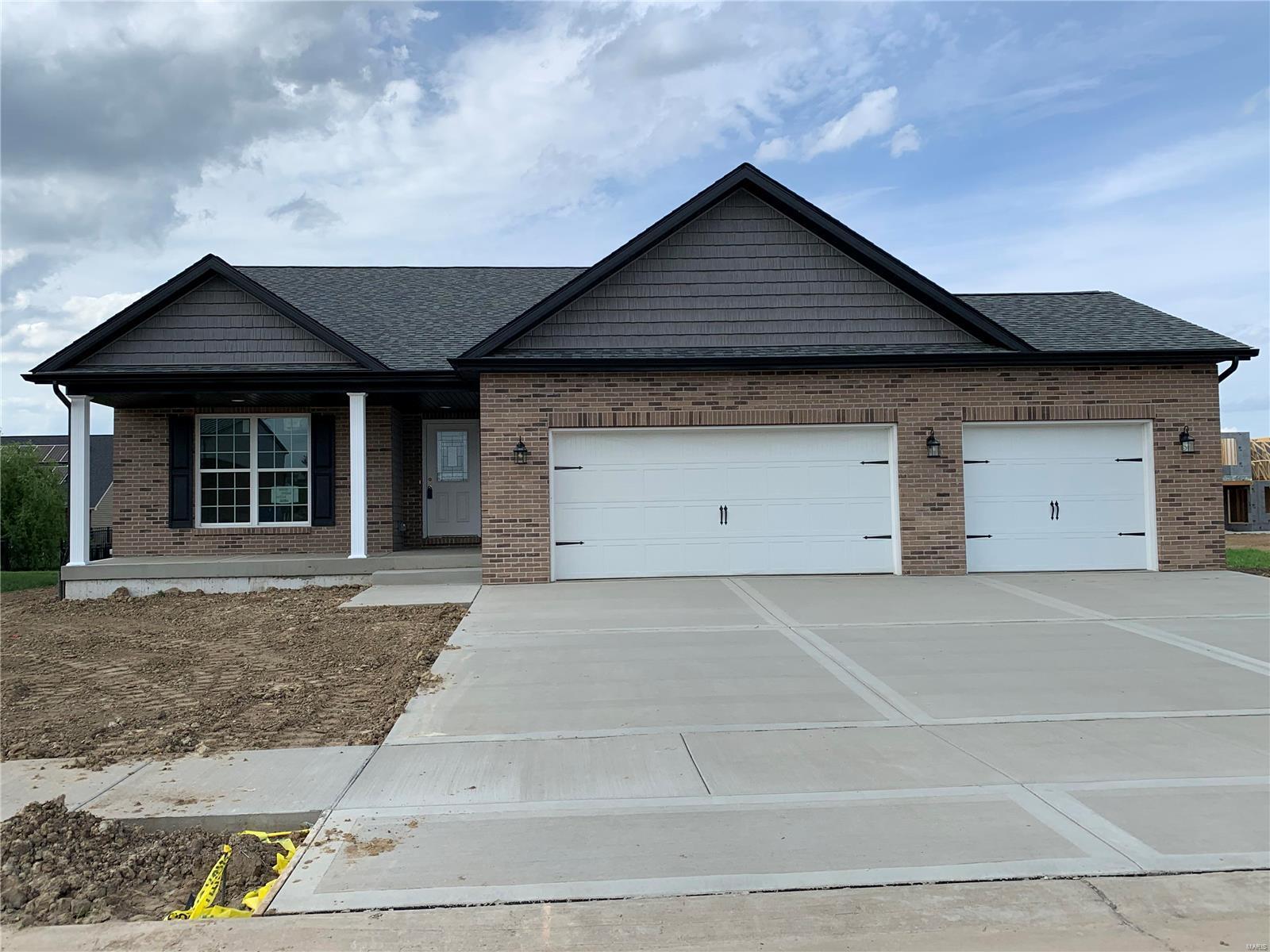3505 Chippewa Drive Property Photo - Shiloh, IL real estate listing