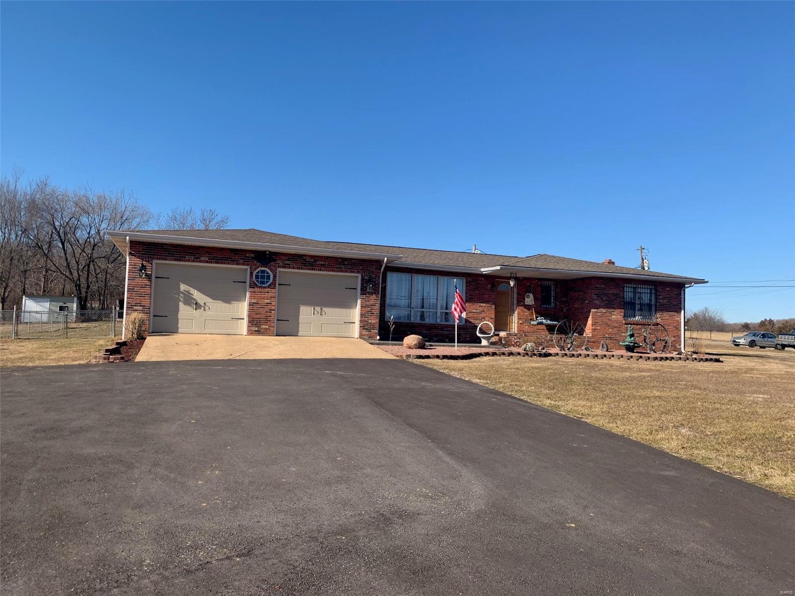 10858 State Hwy P Property Photo - Potosi, MO real estate listing