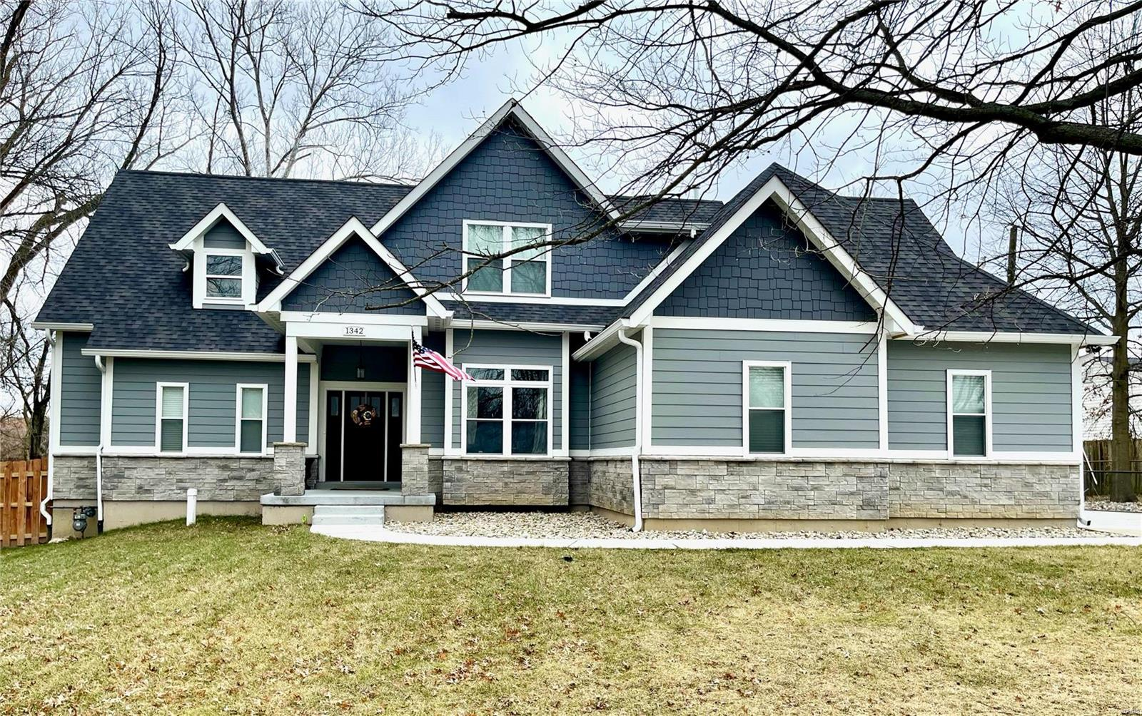 1342 Froesel Drive Property Photo - Ellisville, MO real estate listing