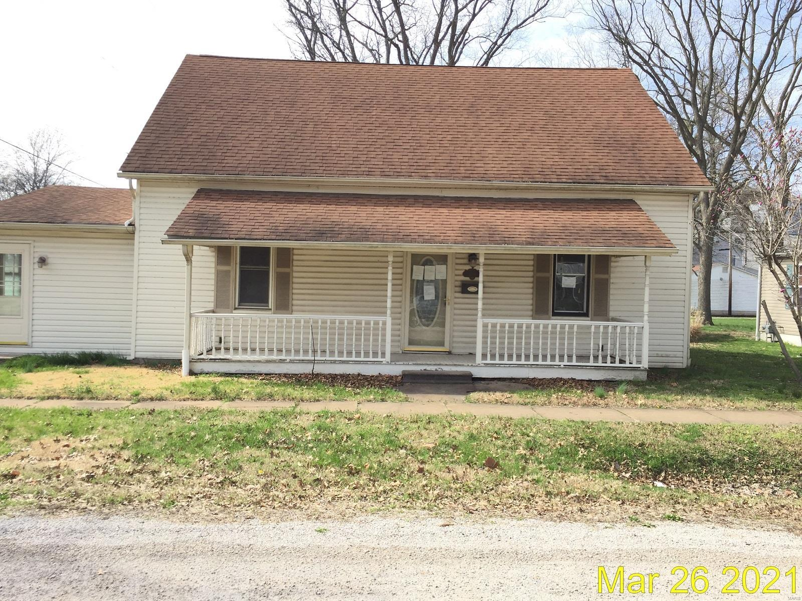 300 N Johnson Street Property Photo - New Athens, IL real estate listing