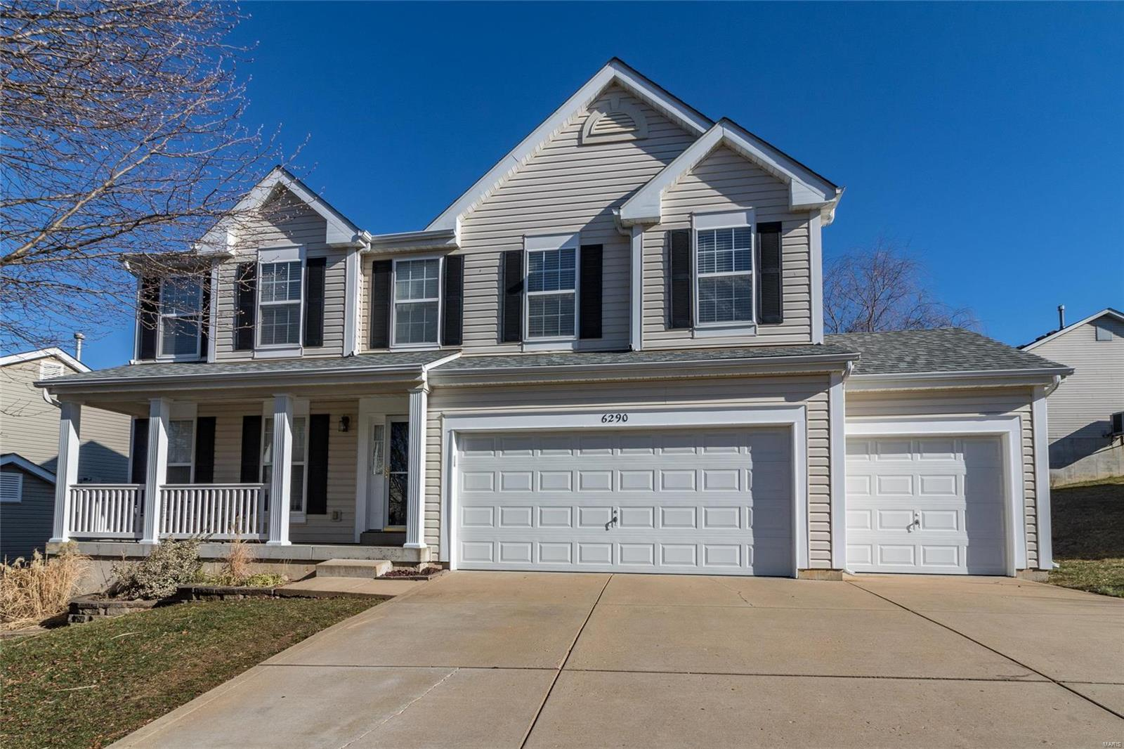 6290 Vista View Drive Property Photo - House Springs, MO real estate listing