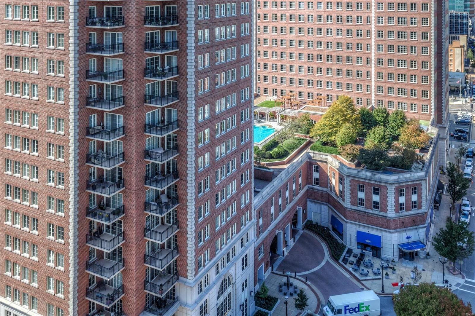 150 Carondelet Plaza Road #1403 Property Photo - Clayton, MO real estate listing
