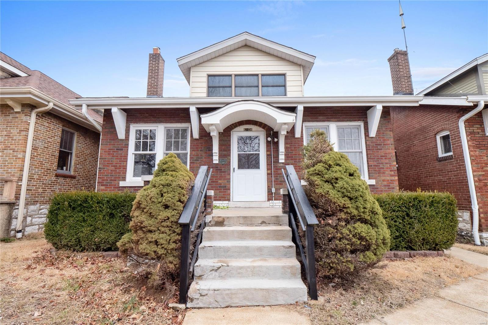 6108 Tennessee Avenue Property Photo - St Louis, MO real estate listing