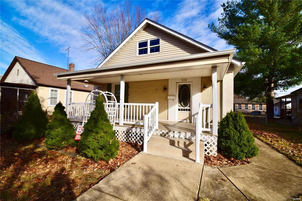 508 Mississippi Avenue Property Photo - Crystal City, MO real estate listing