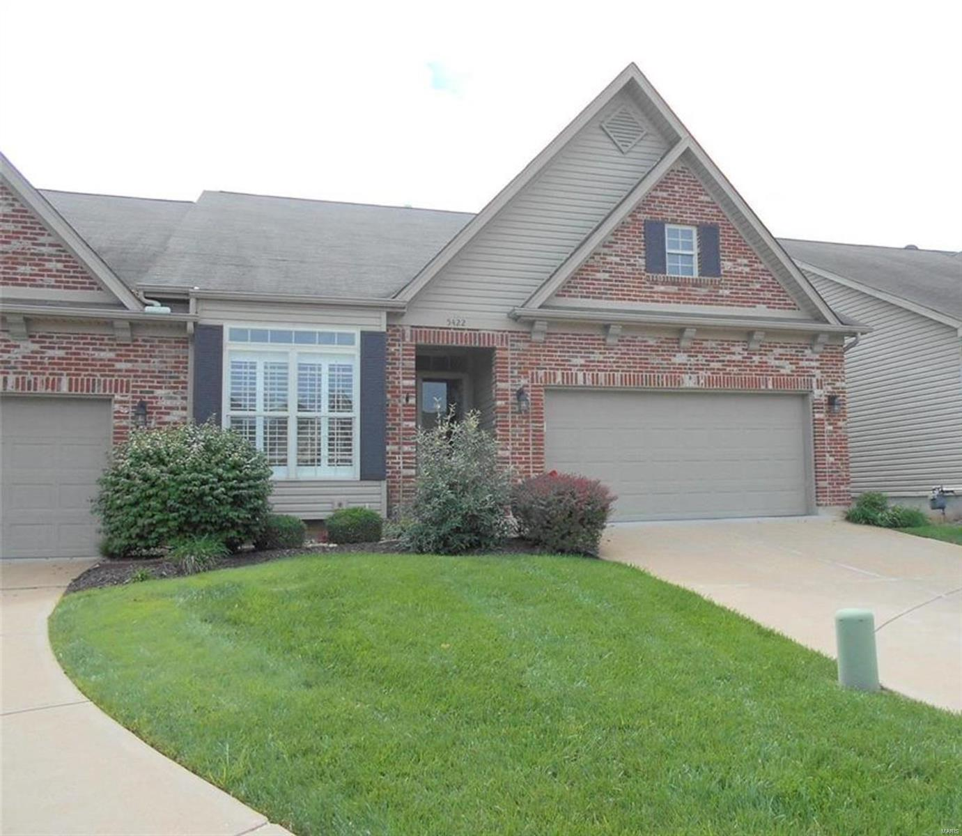 5422 Ivy Summit Court Property Photo - St Louis, MO real estate listing