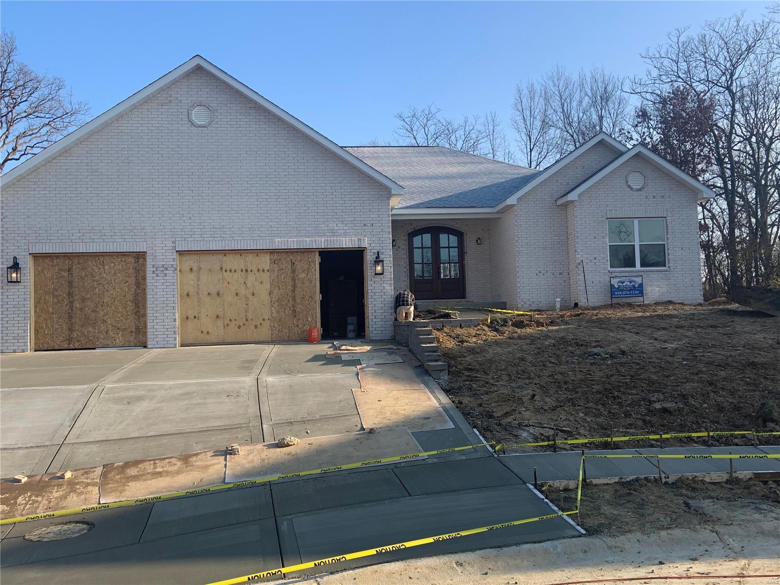 4631 Knab Road Property Photo - Smithton, IL real estate listing