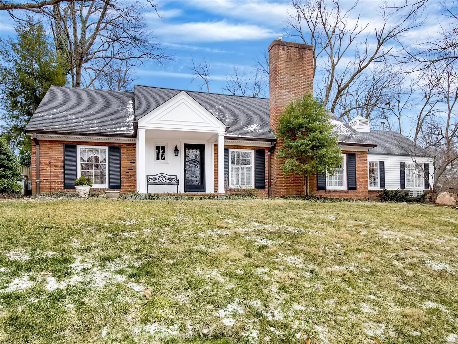 1130 Dunwoody Drive Property Photo - Warson Woods, MO real estate listing