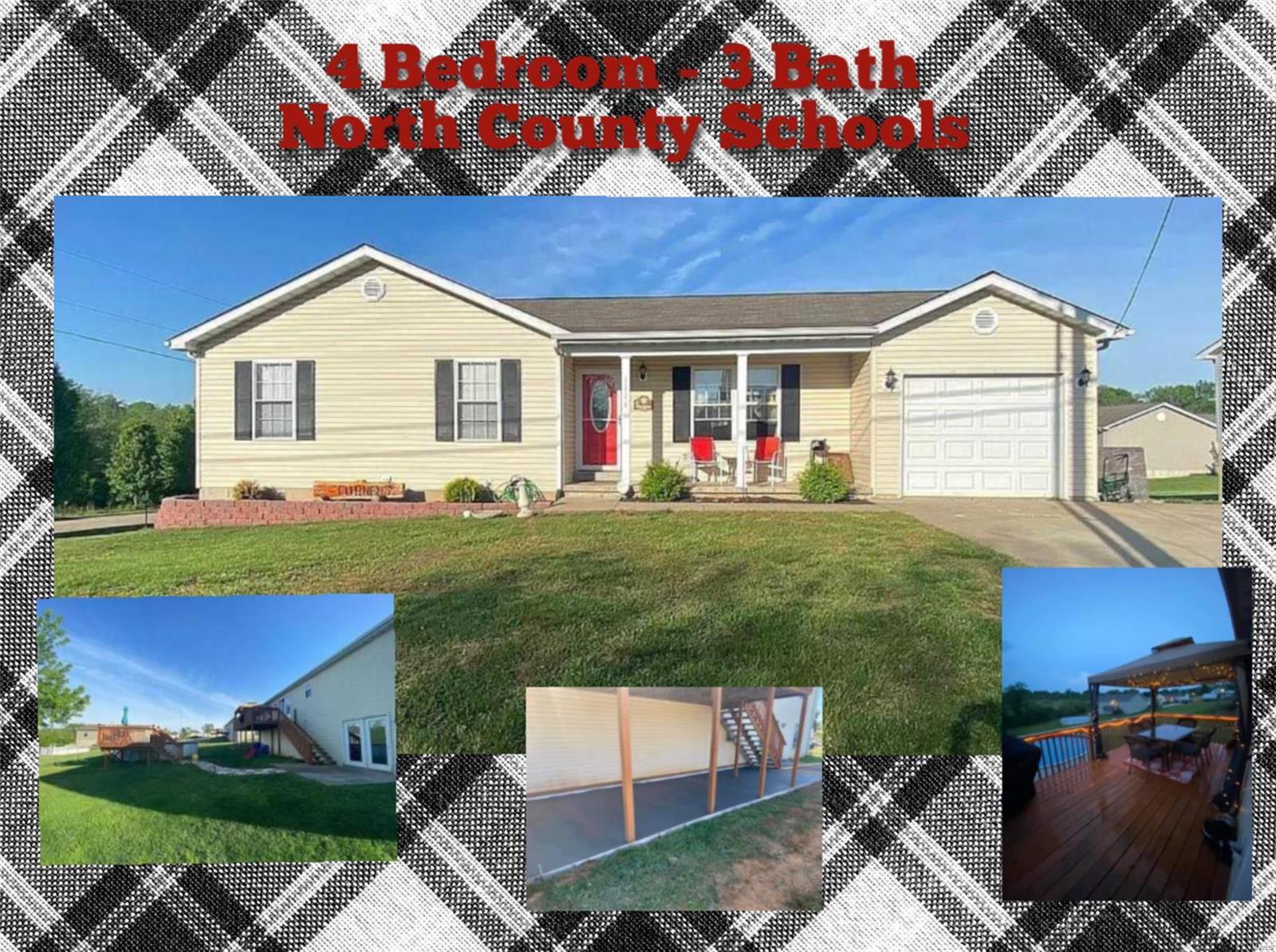 1144 Hawthorne Road Property Photo - Desloge, MO real estate listing