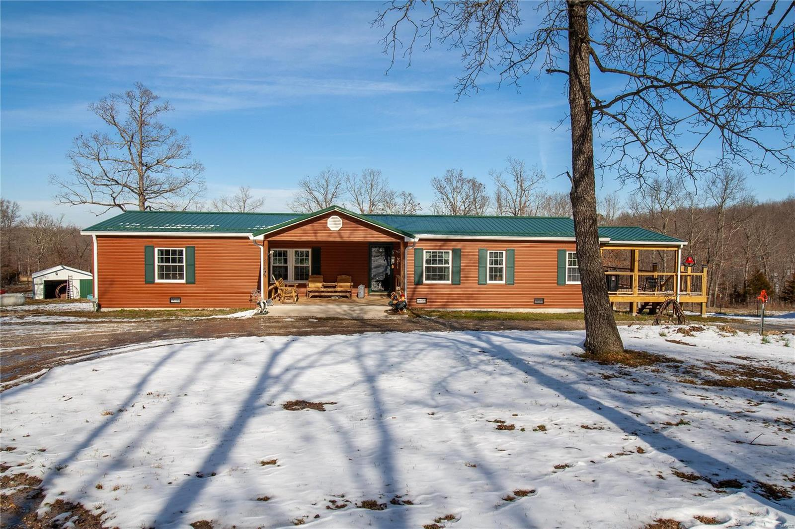 4131 County Road 2150 Property Photo - Edgar Springs, MO real estate listing