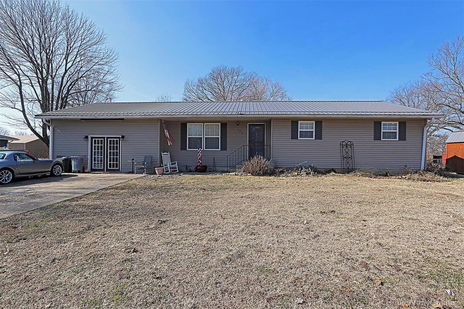 409 N Grissom Property Photo - Advance, MO real estate listing