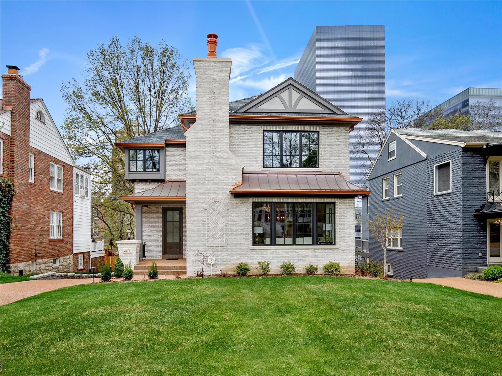 7616 Maryland Avenue Property Photo - Clayton, MO real estate listing