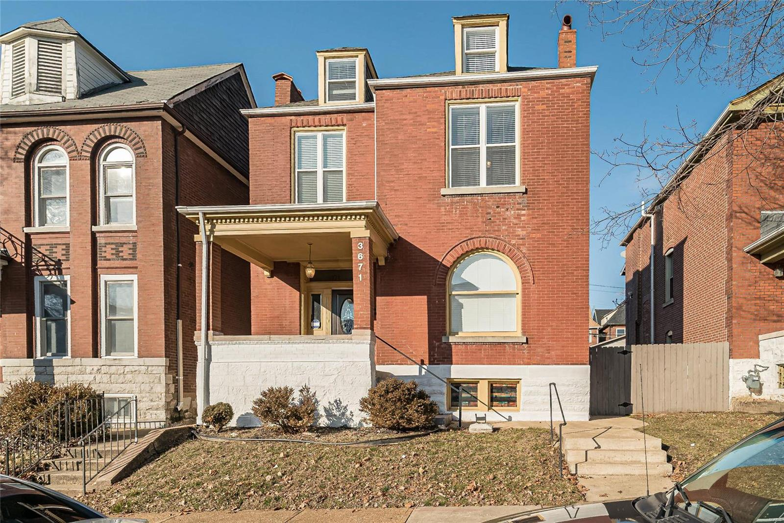 3671 Mcree Avenue Property Photo - St Louis, MO real estate listing