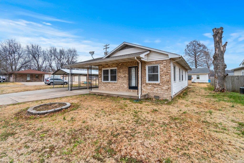 503 S Missouri Avenue Property Photo - Oran, MO real estate listing
