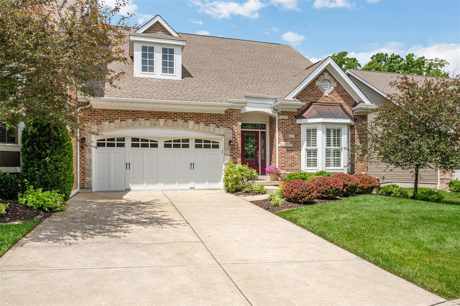 623 Barrow Ridge Court Property Photo - Ellisville, MO real estate listing