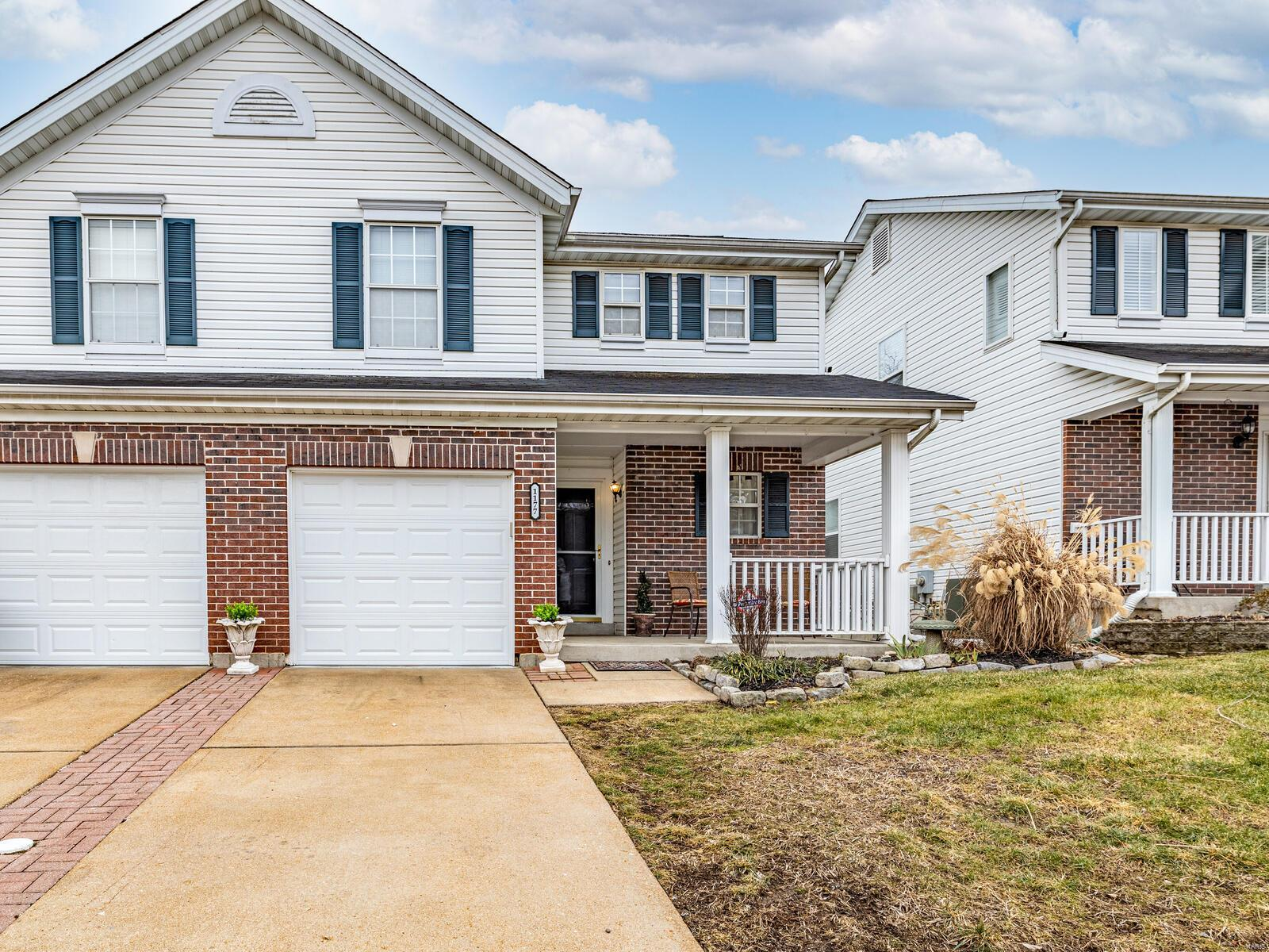 1177 Big Bend Crossing Drive Property Photo - Manchester, MO real estate listing