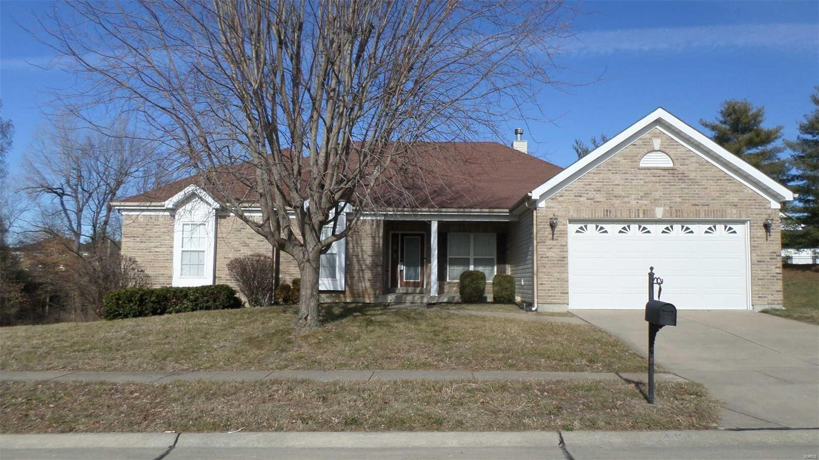 4409 Karen Ann Court Property Photo - Florissant, MO real estate listing