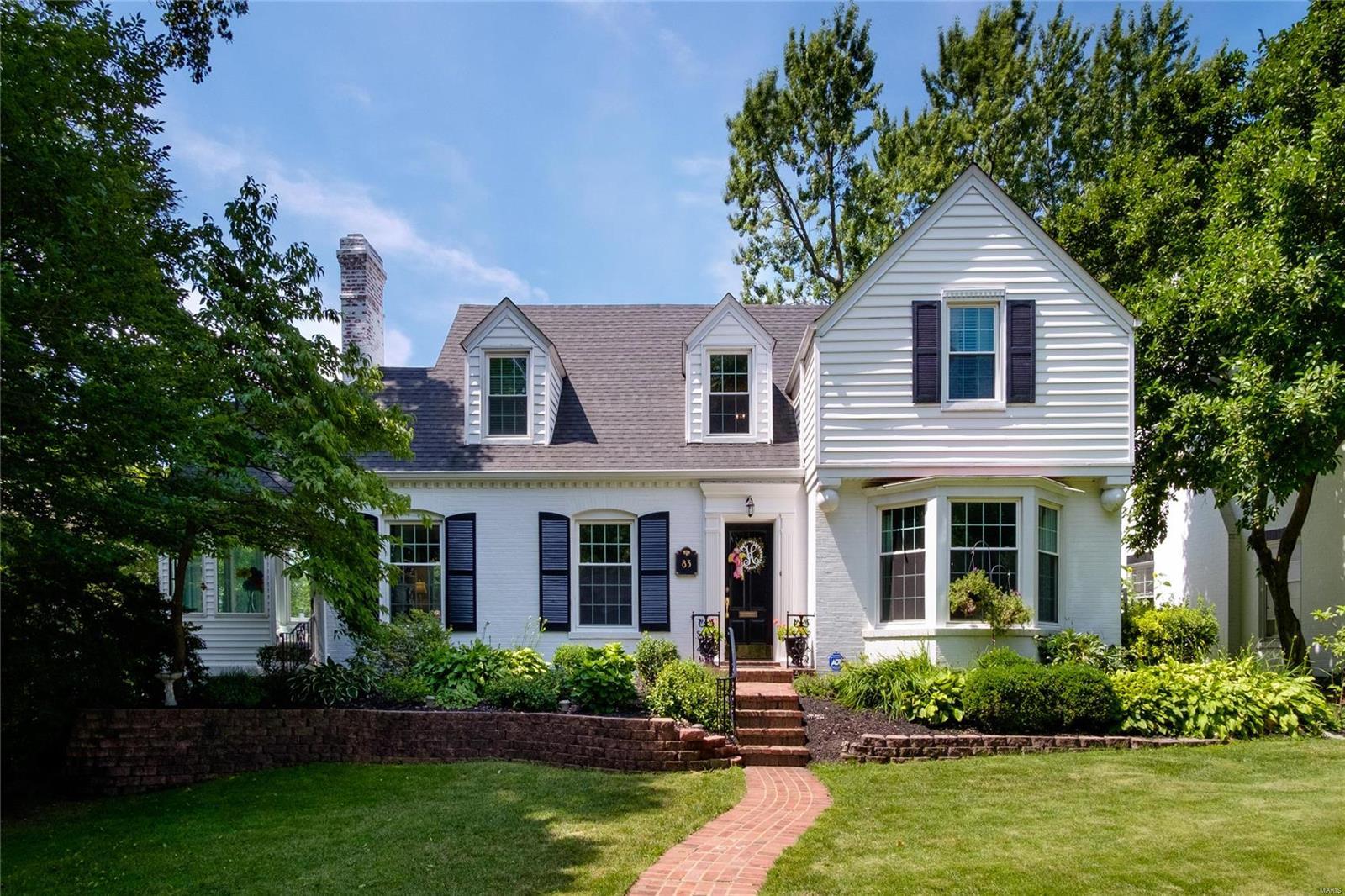 83 Webster Woods Drive Property Photo - Webster Groves, MO real estate listing