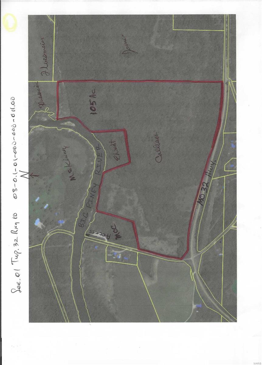 0 River Access Road Property Photo - Licking, MO real estate listing