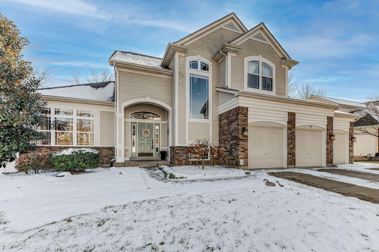 402 Remington Place Drive Property Photo - Ballwin, MO real estate listing