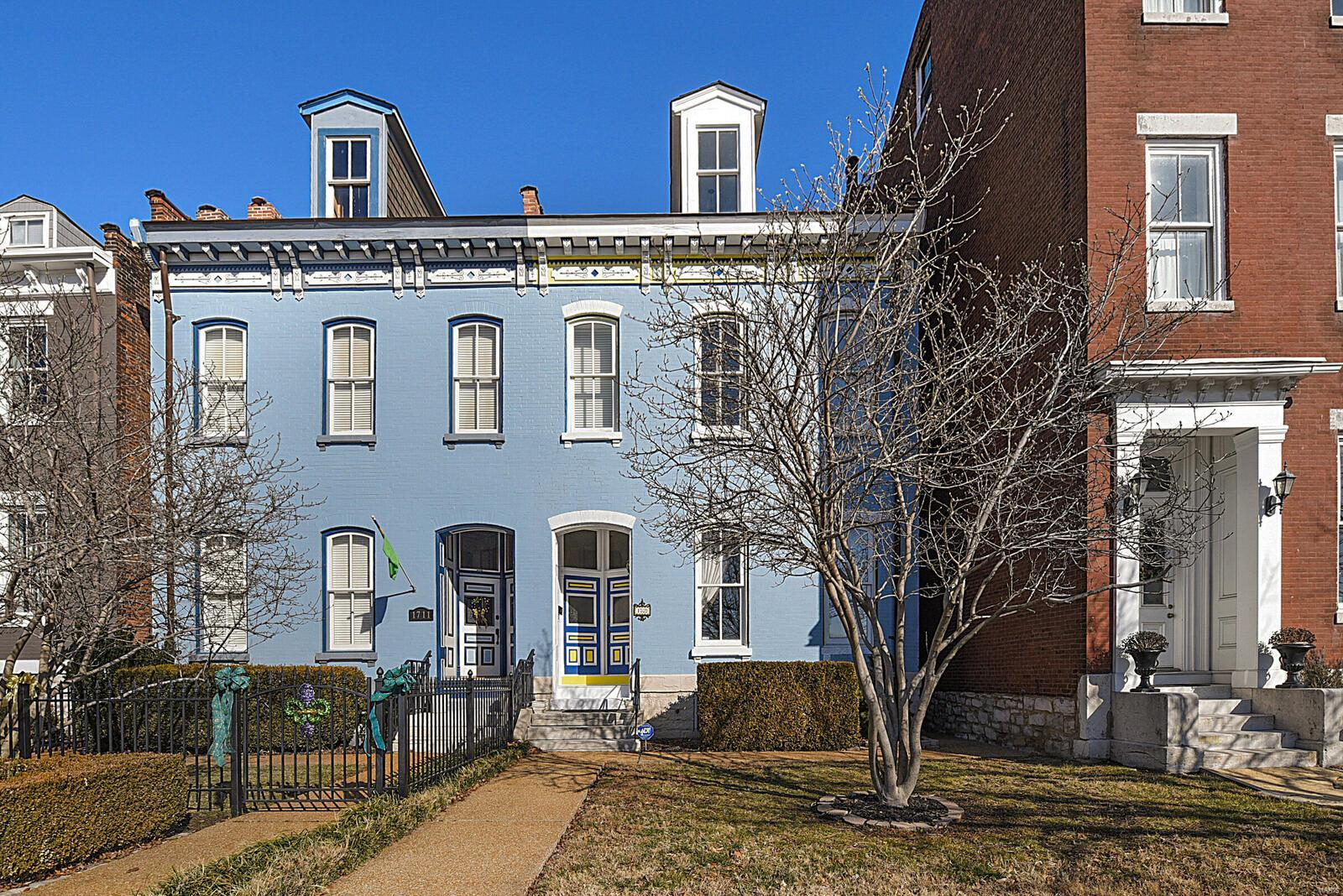1709 Lafayette Avenue Property Photo - St Louis, MO real estate listing